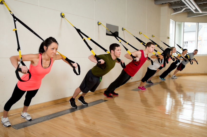 TRX certification is on tomorrow with Anie L. - Welcome to Tara ...